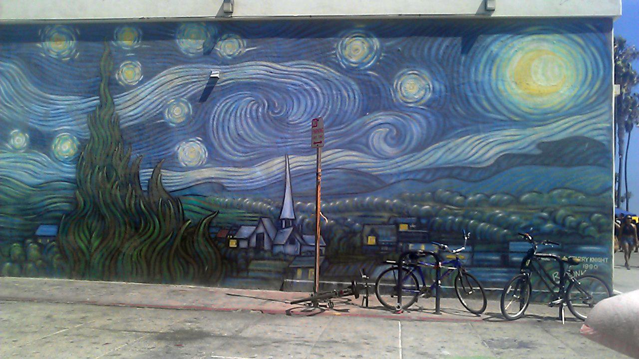 Street Art: Venice, CA