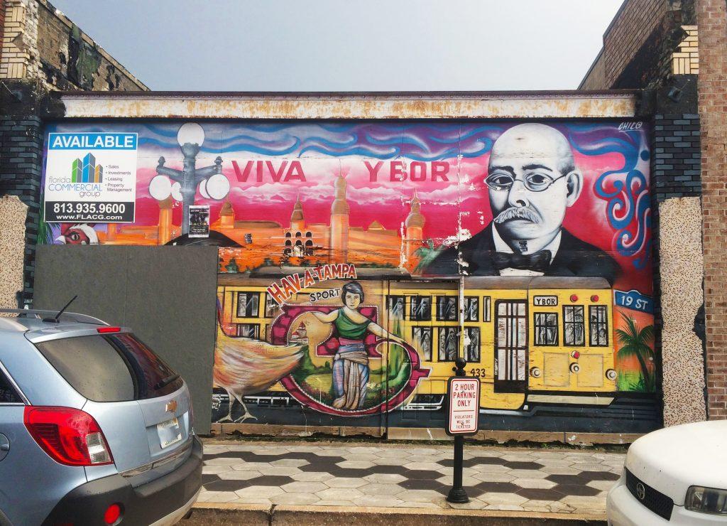 Street Art: Tampa, FL
