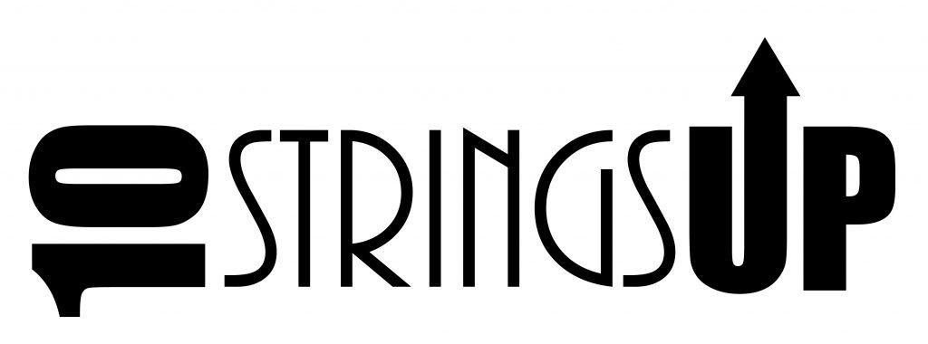 Logo: 10 Strings Up